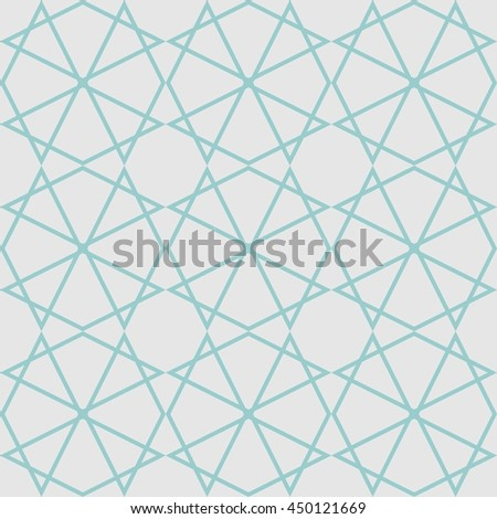 Tile pattern or mint green and grey wallpaper background