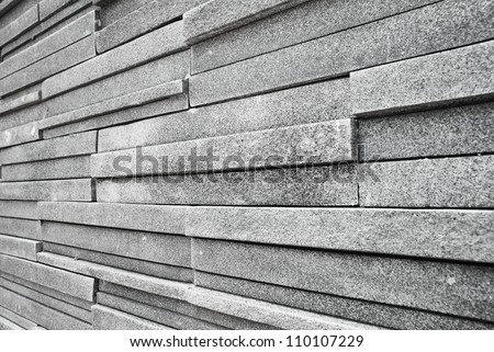tile texture brick wall surfaced - stock photo