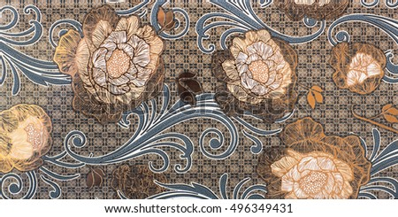 Ceramic Tiles Texture
