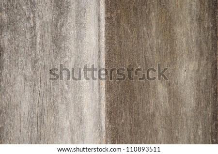 Tileable dark wood texture. - stock photo