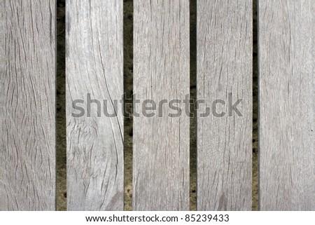 Tileable Wood Texture - stock photo