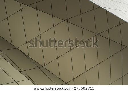 Tiles Room - stock photo