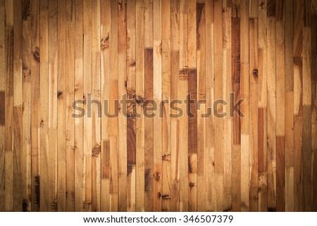 timber dark wood wall barn plank texture, image used vignette retro vintage background - stock photo