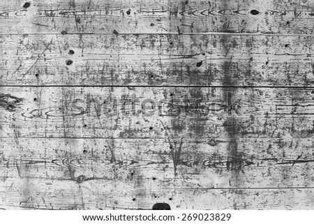 Timber weathered wall background - stock photo