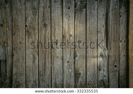 timber wood wall plank vintage background. - stock photo