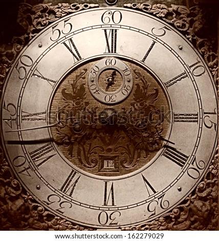 Time  - stock photo