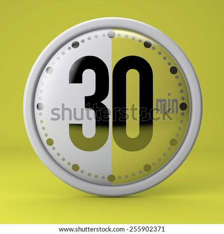 30 minutes stock images royalty free images vectors. Black Bedroom Furniture Sets. Home Design Ideas