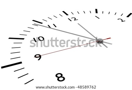 Time concept - stock photo
