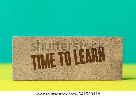 Time To Learn, Business Concept