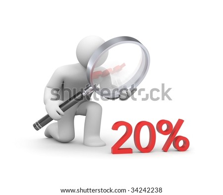 Time to sale - stock photo
