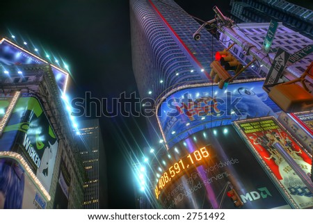 Times Square, Manhattan,NY