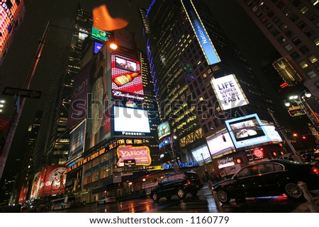 times square - new york city - usa