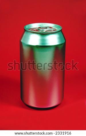 tin - stock photo
