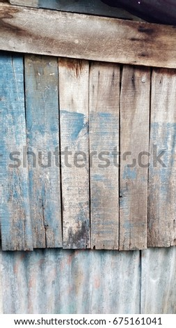 Corrugated Iron Wood Stock Images Royalty Free Images
