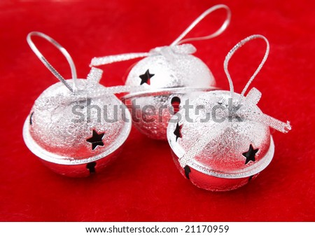 tinkle bells - stock photo