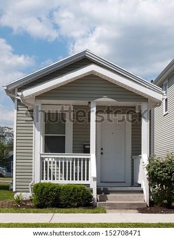 Tiny Little House - stock photo