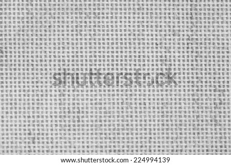 tissue woven background from a squares  - stock photo