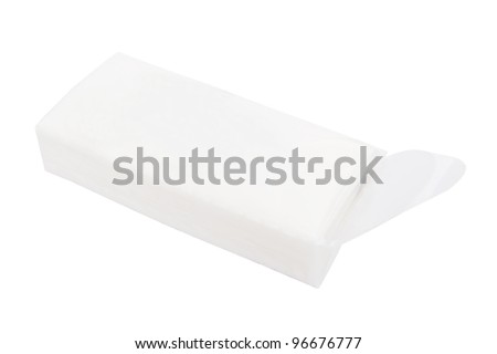 Tissues - stock photo