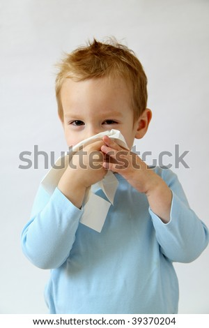 to blow ones nose