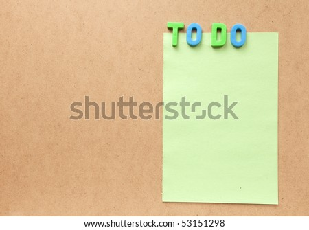 to do list , design template
