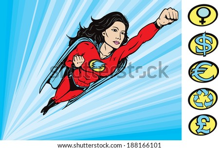 To the Rescue - stock photo