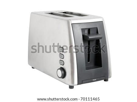 Toast machine - stock photo