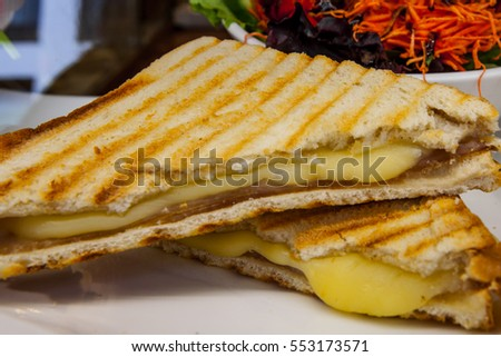 toasted cheddar cheese