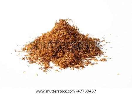 Tobacco for Cigarettes - stock photo