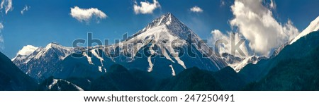 Todorka top in Pirin mountain, Bulgaria - stock photo