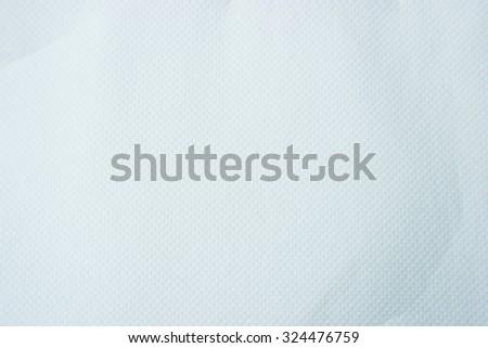 toilet paper texture - stock photo