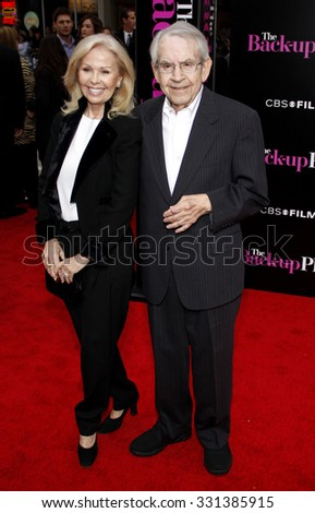 """Tom Bosley at the Los Angeles premiere of """"The Back-Up Plan"""" held at the Westwood Village Theater in Hollywood, USA on April 21, 2010. - stock photo"""