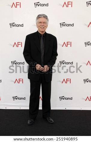 Tom Skerritt at the 40th AFI Life Achievement Award Honoring Shirley MacLaine held at the Sony Studios in Los Angeles, United States, 070612. - stock photo