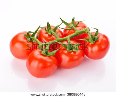 tomato cherry  - stock photo