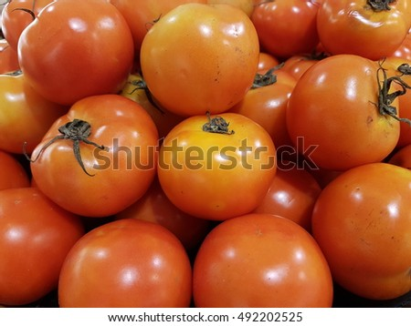 Tomatoes vegetable