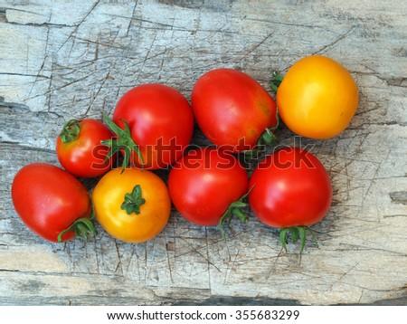Tomatos - stock photo
