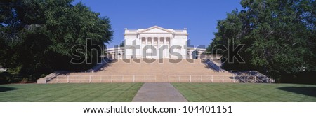 Tomb of the Unknown Soldier, Arlington National Cemetery, Washington DC - stock photo