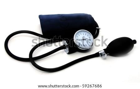 tonometer - stock photo