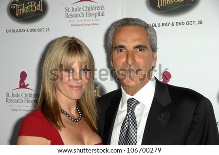 Tony Thomas and wife  at the 5th Annual Runway For Life Gala Benefitting St. Jude Childrens Hostpital. Beverly Hilton Hotel, Beverly Hills, CA. 10-11-08