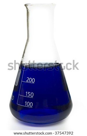 Tooling and ware at carrying out of laboratory researches - stock photo