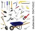 tools - stock