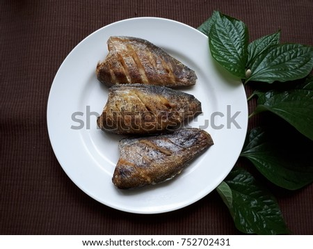 Gourami fish stock images royalty free images vectors for What is the best oil to fry fish in