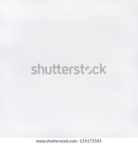 Top view white paper background texture - stock photo