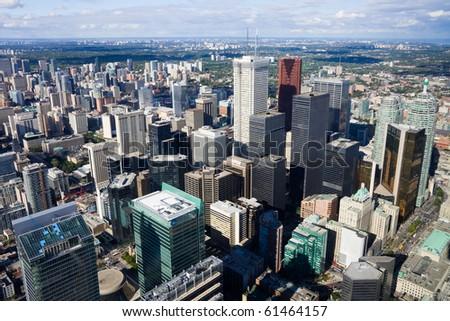 Toronto Canada - stock photo