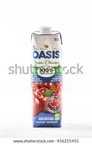 Tetra Pack Stock Images, Royalty-Free Images & Vectors ... Oasis Juice Logo