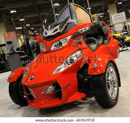 Can Am Spyder Stock Images Royalty Free Images Vectors