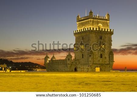 Torre de Belém - stock photo