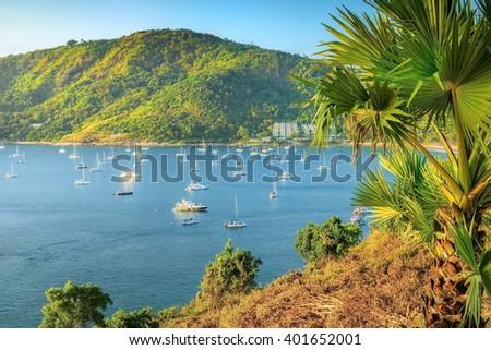Tour Phuket Thailand. - stock photo