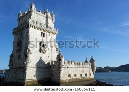 Tower of Belem, Lisbon, Portugal