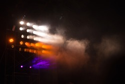 tower of lighting effects in concert hall & Free Light Effects Stock Photos - Stockvault.net azcodes.com