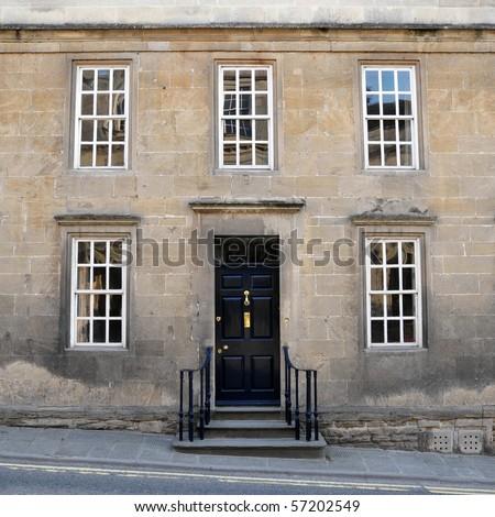 Town House - stock photo
